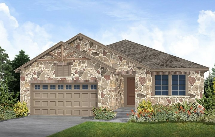 Residence 4A04, a Beautiful Colorado Model New Home by CalAtlantic