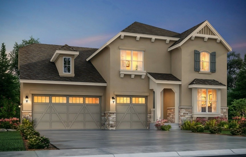 Peyton, a Beautiful Colorado Model New Home by Lennar