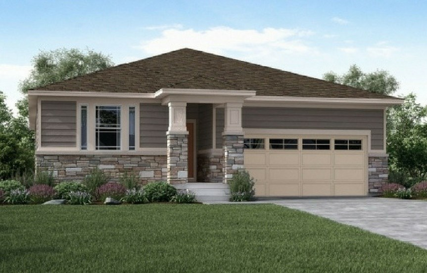 Northgate, a Beautiful Colorado Model New Home by Meritage Homes