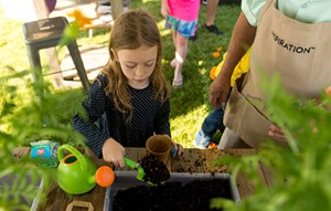 Gardening event in Inspiration near Parker CO