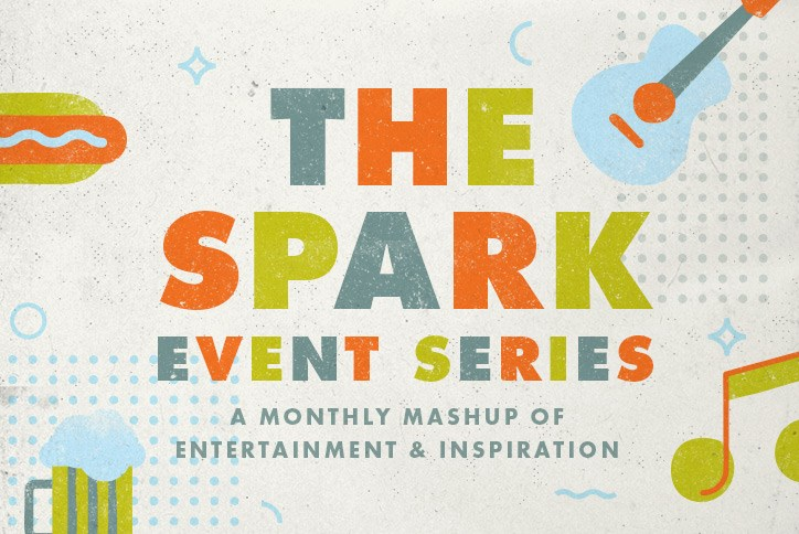 Spark event series at Inspiration