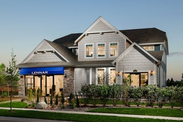 Lennar Superhome model in Inspiration