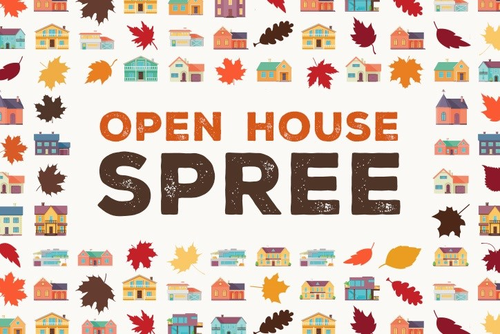 Open House spree at Inspiration