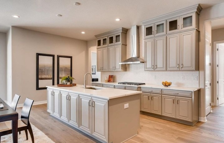 Drake, a New Home at 8620 S. Sicily Ct by Toll Brothers (55+) - Kitchen