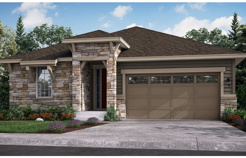 Ascott, a Beautiful Colorado New Home Plan by Lennar (55+)